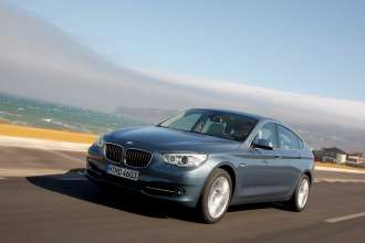 25 years BMW All-Wheel-Drive Expertise - BMW 5 Series Gran Turismo (10/2010)