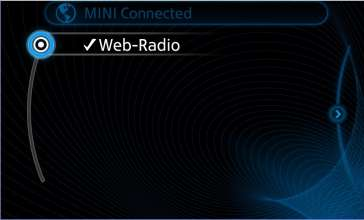 """MINI Connected Live"" - Webradio (10/2009)"