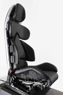 Concept Ergo seat (10/2009)