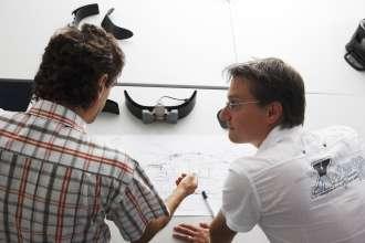 Concept Ergo seat - development (10/2009)