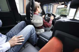 Concept Bionic Seat in the car (10/2009)