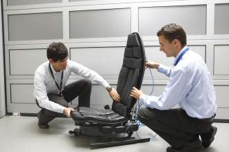 Seat concept Space Comfort Shell (10/2009)