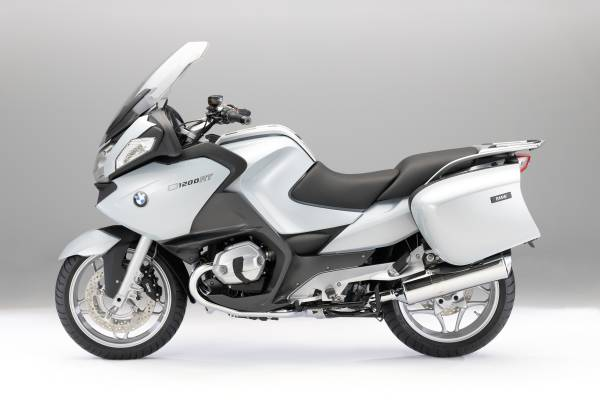 The New Bmw R 1200 Rt