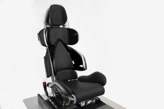 Concept Ergo seat – Adjustment backrest width (10/2009)
