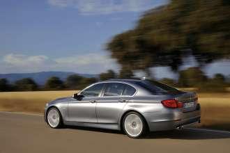 The new BMW 5 Series Sedan  (11/2009)