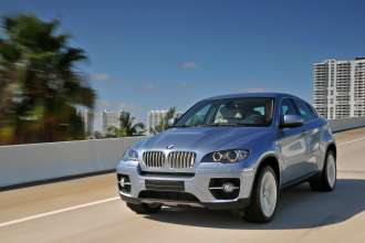 25 Years BMW All-Wheel-Drive Expertise - BMW ActiveHybrid X6 (10/2010)