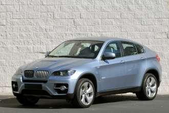 The BMW ActiveHybrid X6 (11/2009)