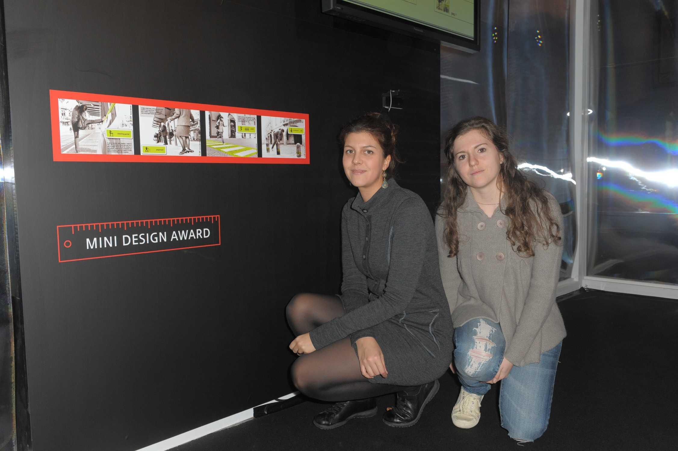 Milano 1 dicembre 2009 mini design award 2009 elena for Milano design award