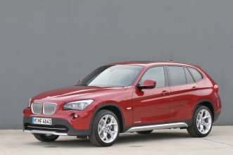 25 Years BMW All-Wheel-Drive Expertise - BMW X1 model year 2009 (10/2010)