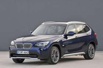 The BMW X1 (12/2009)
