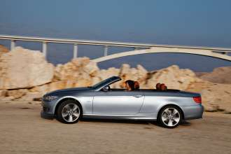 The new BMW 3 Series Convertible (01/2010)
