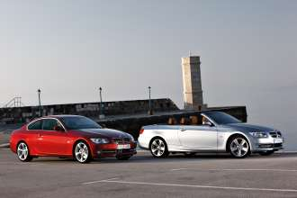 The new BMW 3 Series Coupé and Convertible (01/2010)