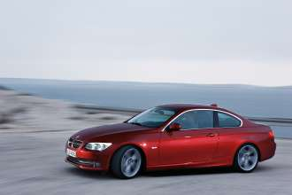 The new BMW 3 Series Coupé (01/2010)
