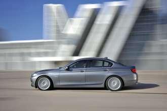 The new BMW 5 Series Sedan (01/2010)