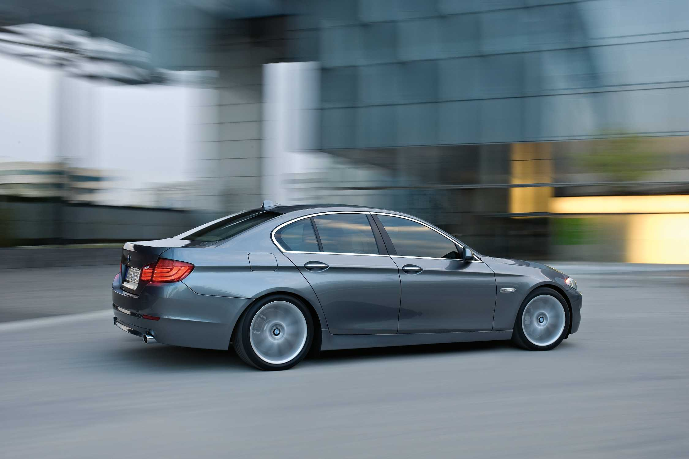Top Seller In Top Form Bmw 5 Series Remains The Superior Segment