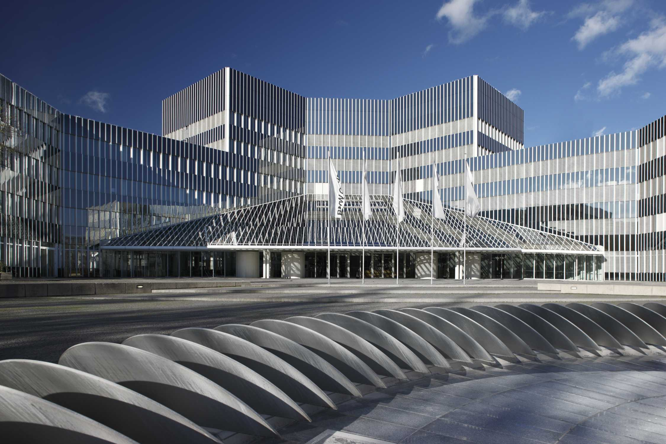 Bmw Group Research And Innovation Center Fiz Munich 12