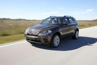 The BMW X5 (02/2010)