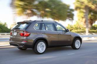 25 Years BMW All-Wheel-Drive Expertise - BMW X5 (10/2010)
