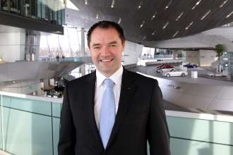 Thomas Muderlak, BMW Group, Head of BMW Welt (02/2010)