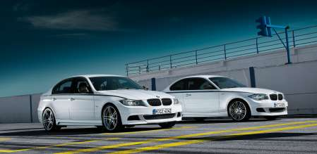 BMW 1 Series and BMW 3 Series with BMW Performance (02/2010)
