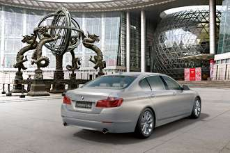 The new BMW 5 Series Sedan Long Wheelbase  (03/2010)