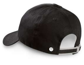 Golf Cap, black, back (02/2010)
