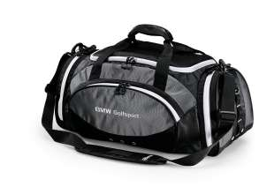 Golf Sports Bag, black (02/2010)