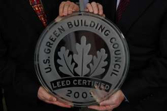 Two of BMW NA's Regional Distribution Centers located in suburban Chicago and Eastern, PA have received LEED (Leadership in Energy and Environmental Design) certifications from the U.S. Green Building Council. (02/2010)
