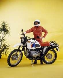 "BMW R 80 G/S ""Paris-Dakar"" special edition (03/2010)"