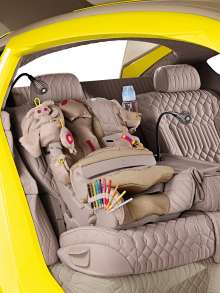 Interior Childseat