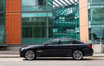 The new BMW 740d (04/2010)