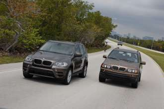 The BMW X5 (04/2010)