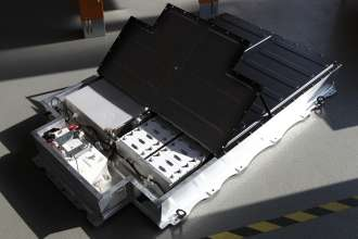 Lithium-Ion high voltage storage battery (06/2010)