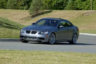 The 2011 Frozen Gray M3 Coupe (USA). 17 June 2010.