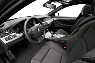 BMW 5 Series Sports Package Interior (06/2010).