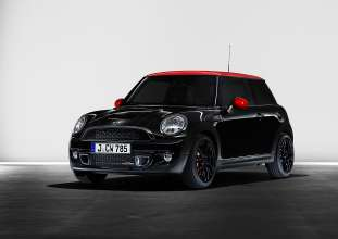 The new MINI John Cooper Works - Exterieur (06/2010)