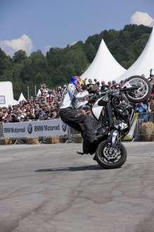 BMW Motorrad Days 2010, Chris Pfeiffer (07/2010)