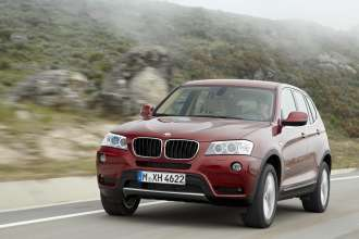 25 Years BMW All-Wheel-Drive Expertise - The new BMW X3 (10/2010)