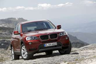 The new BMW X3 (07/2010)