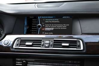 BMW ConnectedDrive, Message Dictation (06/2013)
