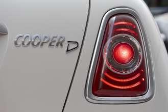 MINI Cooper D - Model Year 2010 (08/2010)