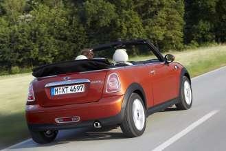 MINI Cooper D Convertible - Model Year 2010 (08/2010)