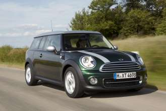 MINI Cooper D Clubman - Model Year 2010 (08/2010)
