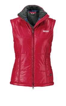 Ladies' Warm Me Up Vest (08/2010)