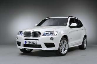 The new BMW X3 with M Sports Package (09/2010)