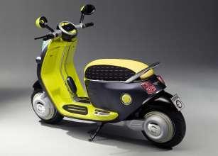 MINI Scooter E Concept (09/2010)