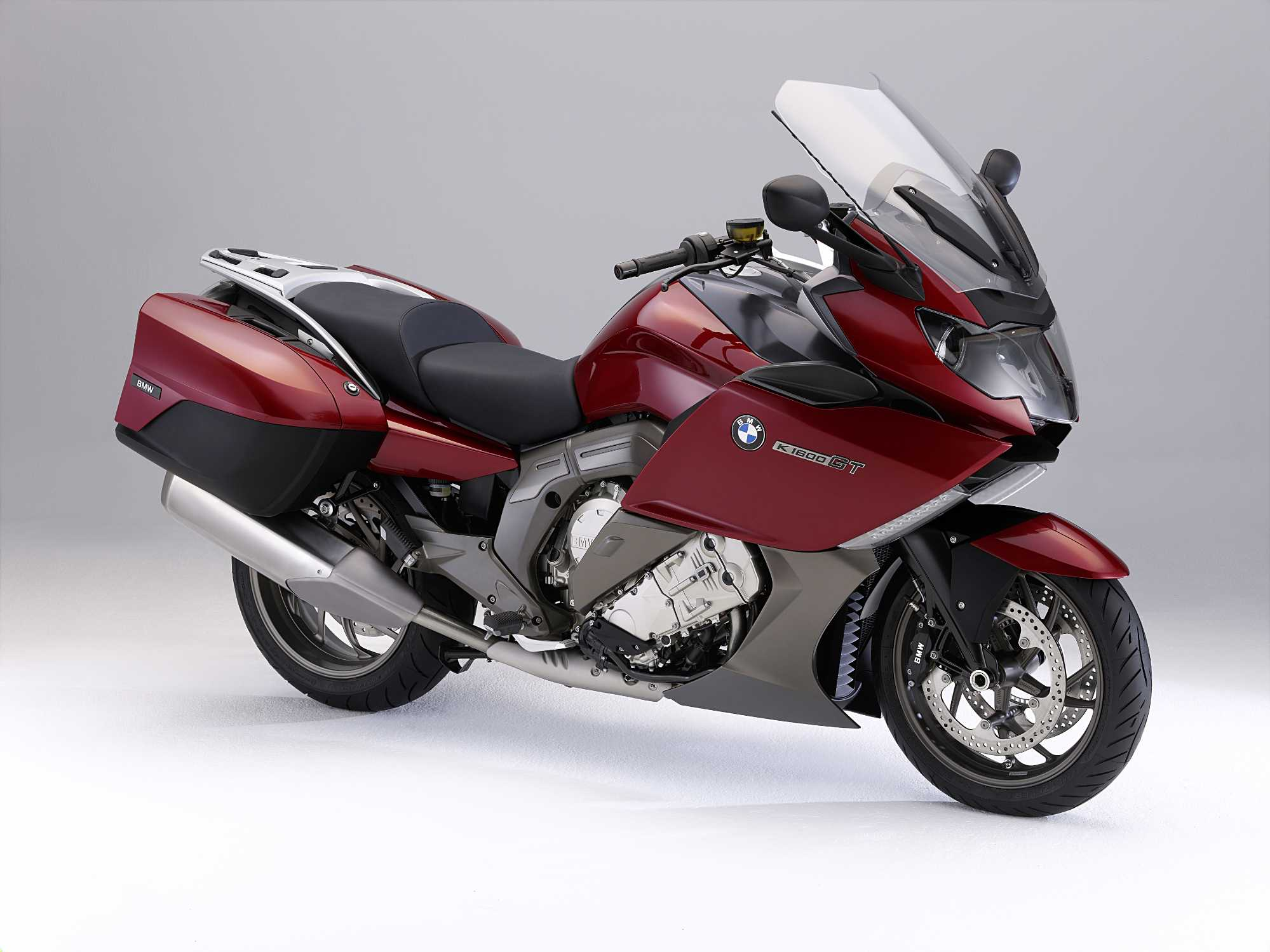 Мотоцикл БМВ k1600gt #8