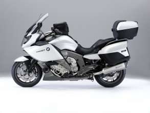 BMW K 1600 GTL, topcase from BMW K 1600 GT, tankbag, auxiliary LED headlights, engine protection bar, Akrapovic sports silencer (10/2010)(10/2010)