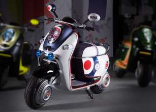 MINI Scooter E Concept (09/2010)