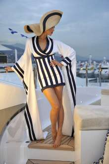 BMW at the Monaco Yacht Show: Couture by Guido Maria Kretschmer (09/2010)